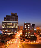 Downtown Atlanta stock photography
