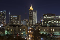 Downtown Atlanta Stock Photo