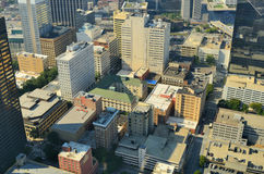 Downtown Atlanta Cityscape royalty free stock photo