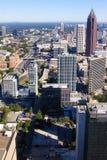 Downtown Atlanta, GA. Stock Photo