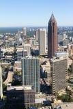 Downtown Atlanta, GA. Stock Image