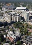Downtown Atlanta, GA. Stock Images