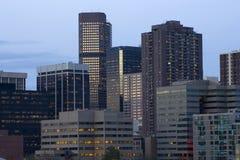Downtown Atlanta, Georgia stock image