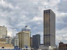 Downtown Atlanta, Georgia royalty free stock images