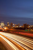 Downtown Atlanta skyline Stock Photography