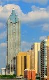 Downtown Atlanta Skyline Royalty Free Stock Image