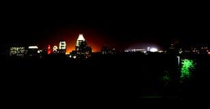 Downtown Austin Stock Photo