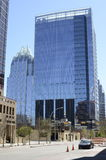 Downtown Austin Stock Photography