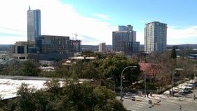 Downtown Austin Royalty Free Stock Image