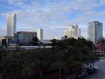 Downtown Austin Texas Royalty Free Stock Photography