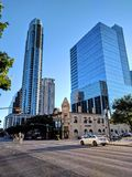 Downtown Austin Texas Royalty Free Stock Images