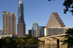 Downtown Austin, Texas Skyline Stock Image