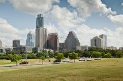 Downtown Austin Texas skyline Royalty Free Stock Photo