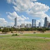 Downtown Austin Texas skyline Stock Image