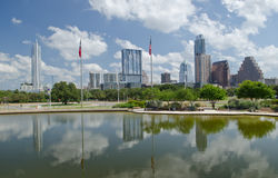 Downtown Austin Texas skyline Stock Photo