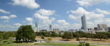Downtown Austin Texas Royalty Free Stock Image