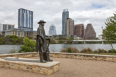 Downtown Austin, Texas Royalty Free Stock Photos