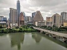 Downtown Austin TX Royalty Free Stock Photos