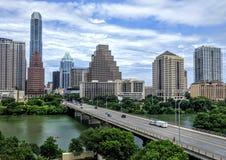 Downtown Austin TX Royalty Free Stock Photo