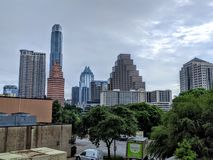 Downtown Austin TX Royalty Free Stock Image