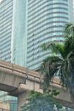 Downtown Bangkok Royalty Free Stock Image