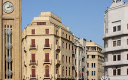 Downtown Beirut, Lebanon Royalty Free Stock Photos