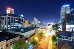 Downtown Birmingham Stock Photography