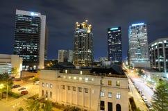 Downtown Birmingham, Alabama Royalty Free Stock Photography