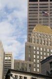 Downtown Boston Royalty Free Stock Photos