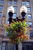 Downtown Boston Stock Photo