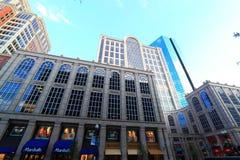 Downtown Boston Stock Photos