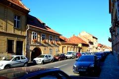 Downtown Brasov Stock Photos