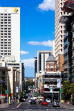 Downtown Brisbane, Australia Stock Images
