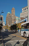 Downtown Brooklyn New York USA Stock Photos