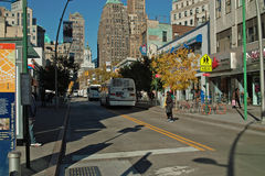 Downtown Brooklyn New York USA Royalty Free Stock Photos