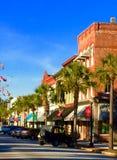 Downtown Brunswick, GA Stock Photos