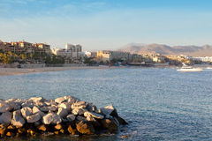 Downtown Cabo San Lucas Stock Image