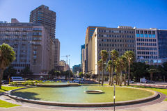 Downtown Cape Town Stock Photo