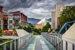Downtown Chattanooga Stock Photos