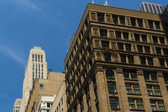 Downtown Chicago. Royalty Free Stock Photography