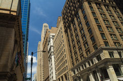 Downtown Chicago. Royalty Free Stock Images