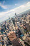 Downtown Chicago Royalty Free Stock Photo