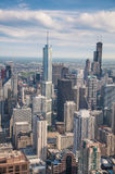 Downtown Chicago Stock Photography