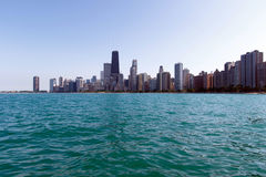 Downtown Chicago, Illinois Stock Image