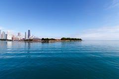 Downtown Chicago, Illinois Royalty Free Stock Photo