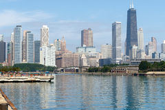 Downtown Chicago, Illinois Royalty Free Stock Photography