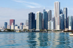 Downtown Chicago, Illinois Stock Photography