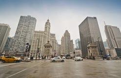 Downtown Chicago Stock Photos