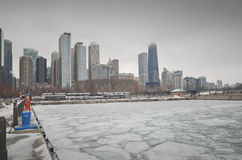 Downtown Chicago Stock Image