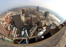 Downtown Cincinnati Royalty Free Stock Image